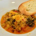パスティーナ - ランチの前菜