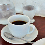 パスティーナ - ランチのコーヒー