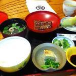 角甚 - 料理写真:角甚定食2000円