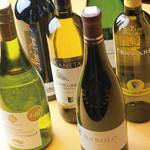 イタリア食堂TOKABO - ワインも豊富に取り揃えております。