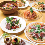 イタリア食堂TOKABO - 飲み放題付のお得なパーティーコース※写真はイメージです。
