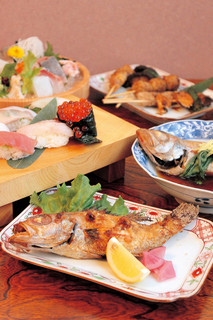 のどぐろ日本海 - のどぐろ料理の他にも地元食材の和食料理も豊富!