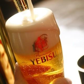 こだわりの生ビールは他メーカーさんが見学にくるほど美味