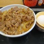 なか卯 - 牛丼大盛 390円