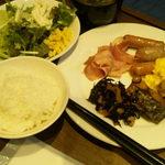 アパホテル - 朝食ビュッフェ・1,000円