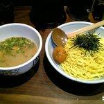 2422537 - つけ麺+味玉