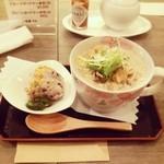 パルティーレ - ♥豆乳温麺
