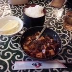24222969 - 四川麻婆豆腐定食 590円
