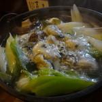 より道麻生 - 牡蠣なべ