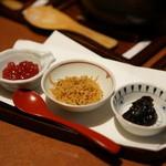 米福 - ご飯のお供
