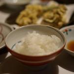 米福 - 炊きたて最高!ヤバイです!