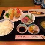 あらき - 昼の定食