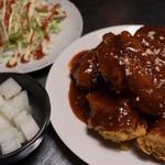 鶏ドナルド - ヤンニョム・チキン