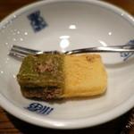 茶母 - ミニお餅