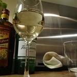 キャトルラパン 神戸三宮 - 白ワインも飲んじゃう♪(2014,01)