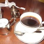 神戸珈琲物語 - ホットコーヒー