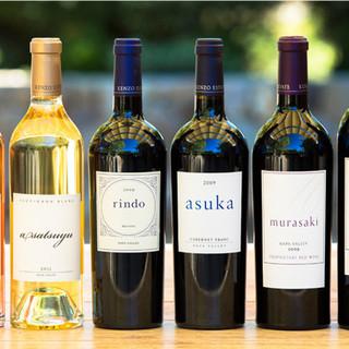 ワインも豊富に品ぞろえ!