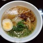らーめん 極味 - 極味ラーメン(秘伝のスープ)