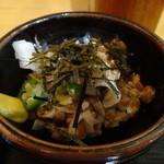 ありんこ - オプションの納豆