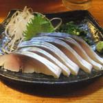 どびん - 料理写真:シメサバ