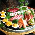 海老徳 - 料理写真:三陸産・北海道産の新鮮な海の幸が自慢です!
