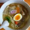 萬来軒 - 料理写真:広東麺(\650)具材に微妙に焦げ目があり、香ばしい旨味があります!