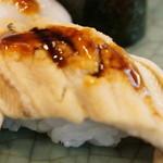 寿司大和 - 蒸し穴子
