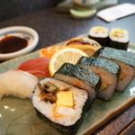 寿司大和 - お袋の上盛合せ