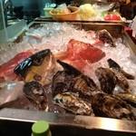 ぱやお - 沖縄の新鮮な海産物が売りです。