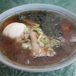 竹のこ食堂 - #047 @醤油ラーメン600円
