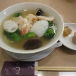 隆蓮 - 不老長寿の海鮮麺