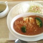 ステーションカフェ - 料理写真:限定トマトシチュー