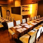 JAPANESE  DINING 無花果 - 団体様にも対応、貸切りもOK!!
