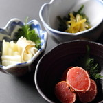 JAPANESE  DINING 無花果 - 日本酒に合わせたメニューも充実。