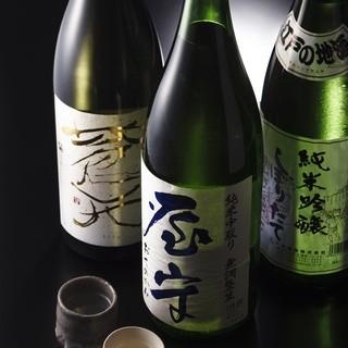東京の地酒・美酒と焼鳥