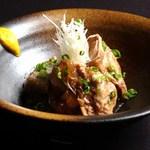 黒かつ亭 - じっくり炊き込んだ黒豚の角煮!上品な味わい。
