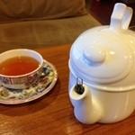 コスタ デル ソル - 紅茶(ホット)