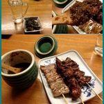 やきとり白梅 - 料理写真: