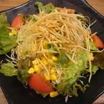 鳥三郎 - サラダはうまし