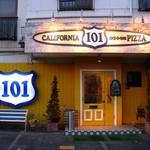 カルフォルニア 101 PIZZA -