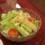 中国四川料理 桃花源 - 中華サラダ