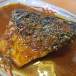 のれん - さば味噌煮