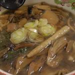 山の王さま - 料理写真:H26.2.11 山の王さまラーメン(1,350円)