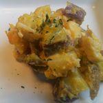 カフェアンドダイニングスイッチ - プレートランチのお惣菜。