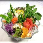 イタリアン厨房 マデーニ - こだわりのサラダです☆