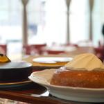 レストラン ファロ 資生堂 -