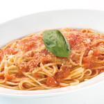 ナポリの下町食堂 - トマトソースでシンプルに仕上げました♪
