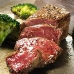 TEPPAN DINING KO-KO-RO - 国産黒毛和牛等こだわりの鉄板焼メニューも多数ございます!