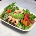 イタリアン厨房 マデーニ - 女性に大人気のサラダです!