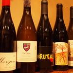LEVEL - フランスの自然派ワインが旨い!